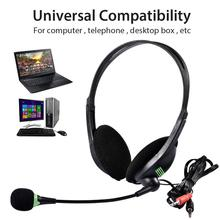 2020 New Wired Gaming Earphone Headphone With Microphone 3.5mm Plug MIC Headset
