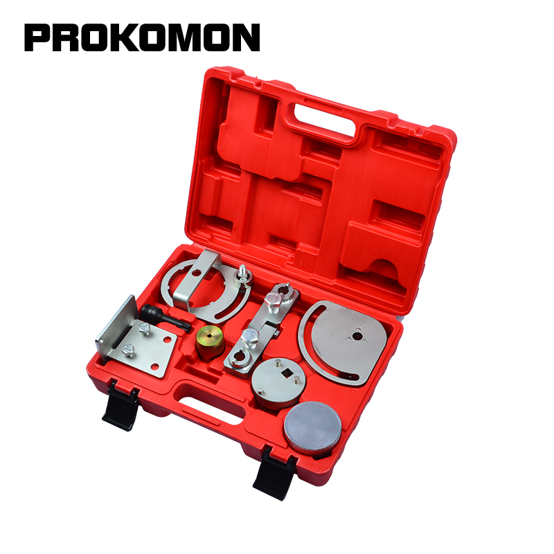 Engine Crankshaft Alignment Timing Kit Tools For Volvo 3.0 3.2 T6 S80 XC90 XC60 XC70 For Landrover 3.2 I6