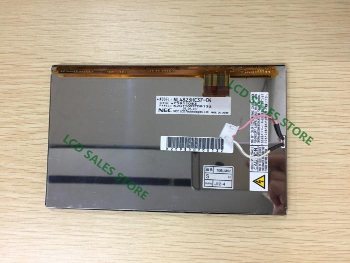 NL4823HC37-04 ORIGINAL LCD DISPLAY SCREEN TFT CCFL