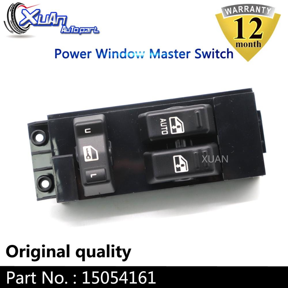 Door Power Window Switch for Chevrolet Silverado GMC Sierra 1500 2500 3500 HD