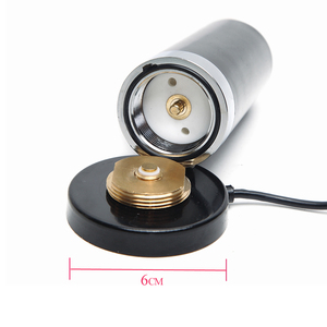 Image 4 - NMO ABBREE MINI N 60 Mount Magnetic Base with 5M/16.4ft Coaxial Cable for Car Mobile Radio Antenna Stable Mobile Radio Mount
