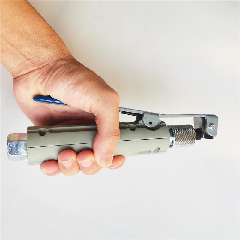 Hand-Held Pneumatic Sandblasting Tool Portable Rust Blasting Machine Accessories Blasting Nozzle Heads