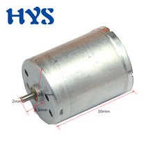 HYS DC Motor 6V 12V 24V Mini Electric Motors DC 12 volt v High Speed 3000/4000/6000rpm Micro Motor small DC12V Reversible CW/CCW bringsmart r2430 dc micro brushless motor 12 volt 6000rpm mini high speed motor with brake high precision low noise bldc
