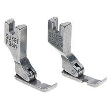 Sewing-Machine Presser Foot-Steel-Sided Zipper Industrial Flatcar 1PCS Unilateral Foot-P36ln/p36n