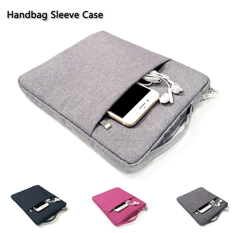 Handbag Sleeve Case For Samsung Galaxy Tab S6 10.5 2019 SM T860 T865 Waterproof Pouch Bag Cover galaxy tab s5e 10.5 T725 Case image