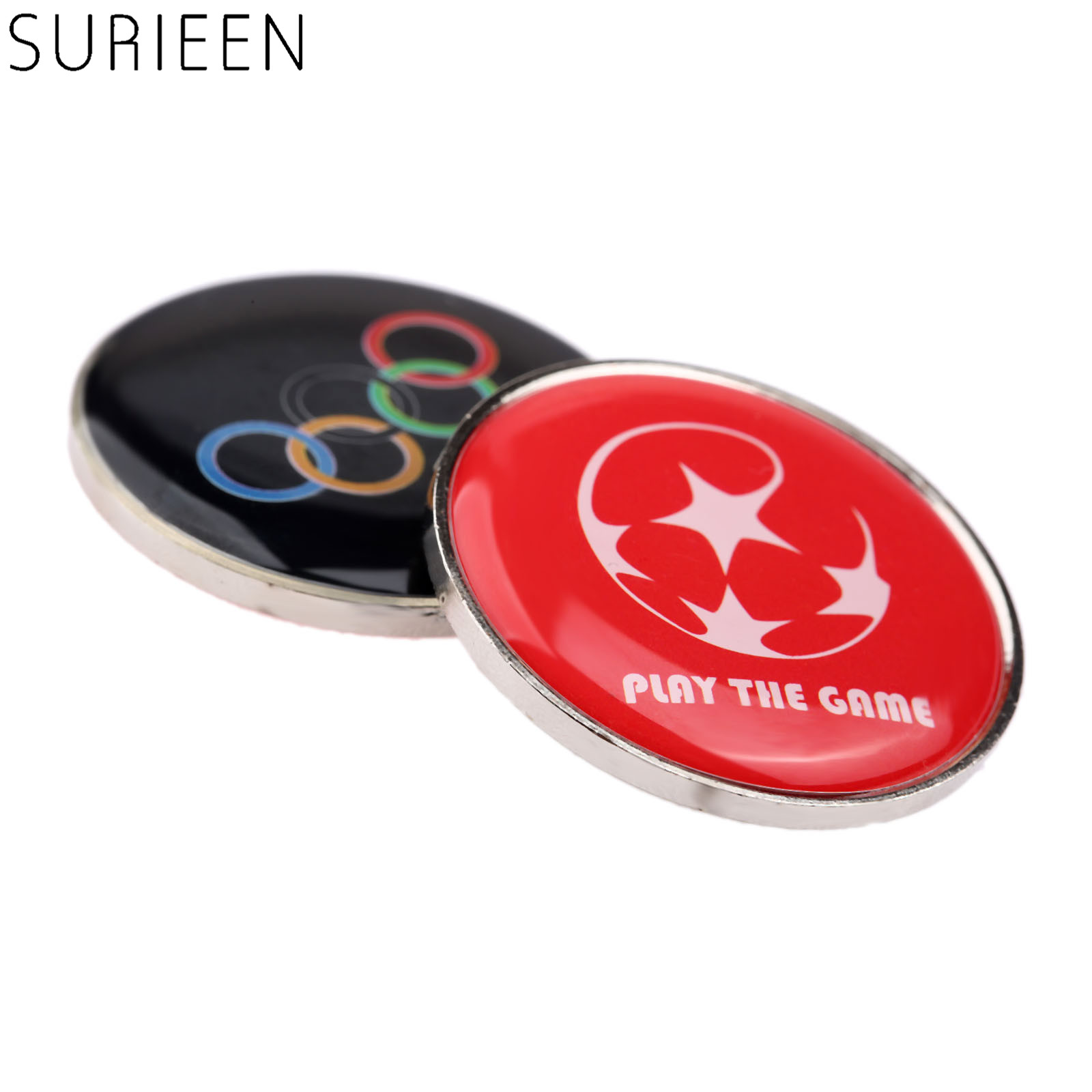 1 Pc Outdoor Sports Soccer Football Match Pick Edge Finder Toss Coin Referee Side Coins For Table Tennis Football Matches