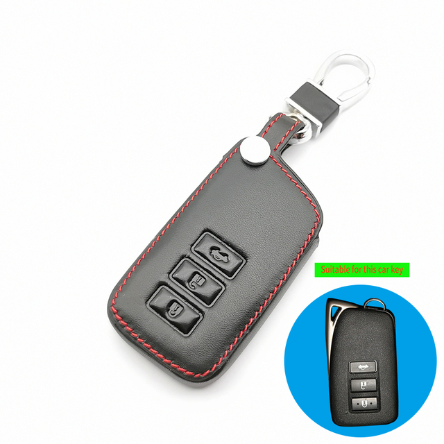 Interior Accessories Genuine Leather Protector Keychain Suit for ...