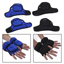 Gym Gloves, Strength Training Weighted Gloves with Wrist Support,Weight lifting