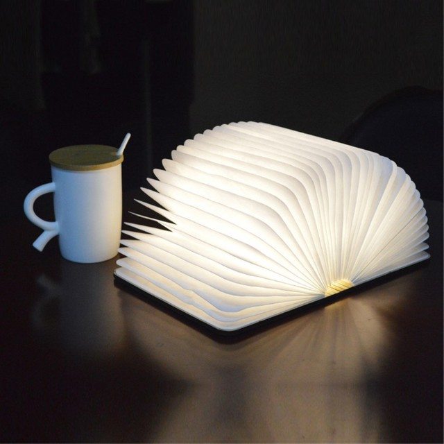 Foldable USB Rechargeable Nightlight 1