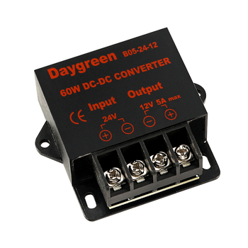 цена на Car LED Step Down DC DC Converter Voltage Regulator Reducer Car 24V to 12V 5A DC DC Converter Regulator Power Buck Module