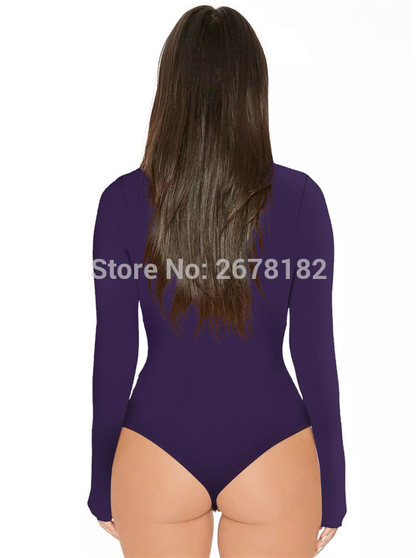 women sexy bodysuit623
