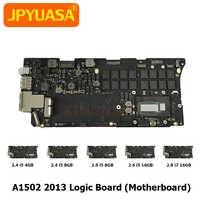Placa base Original Core i5 i7 para Macbook Pro Retina 13