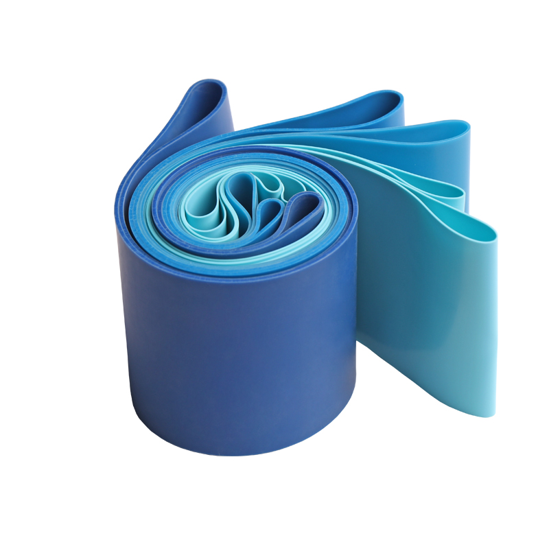 Natural Latex Resistance Bands in 5 to 40 LB as Pulling Equipment in Gym for Total Body Workout 11