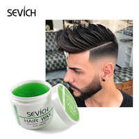 Sevich 4 Taste Hair Styling Wax 100g Hair Dry Styling Hair Care Product Restoring Pomade Strong Hold Styling Hair Clay Mud