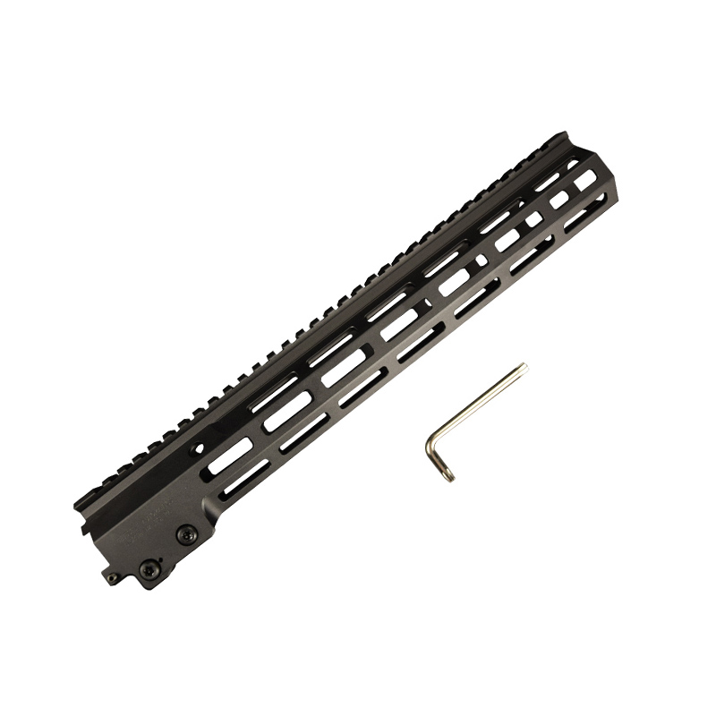 XPOWER MK16 Rail Handguard Paintball Accessories part  Fighting Bro Metal refit accessories gel blaster toy accessories-4