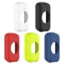 Capa protetora de silicone capa protetora gps bicicleta película de tela proteção do computador para 530 830