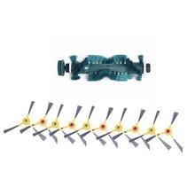Agitator-Brush Accessories Side Deeboo for Ecovacs D76-Pack-Tool Main D73 1X