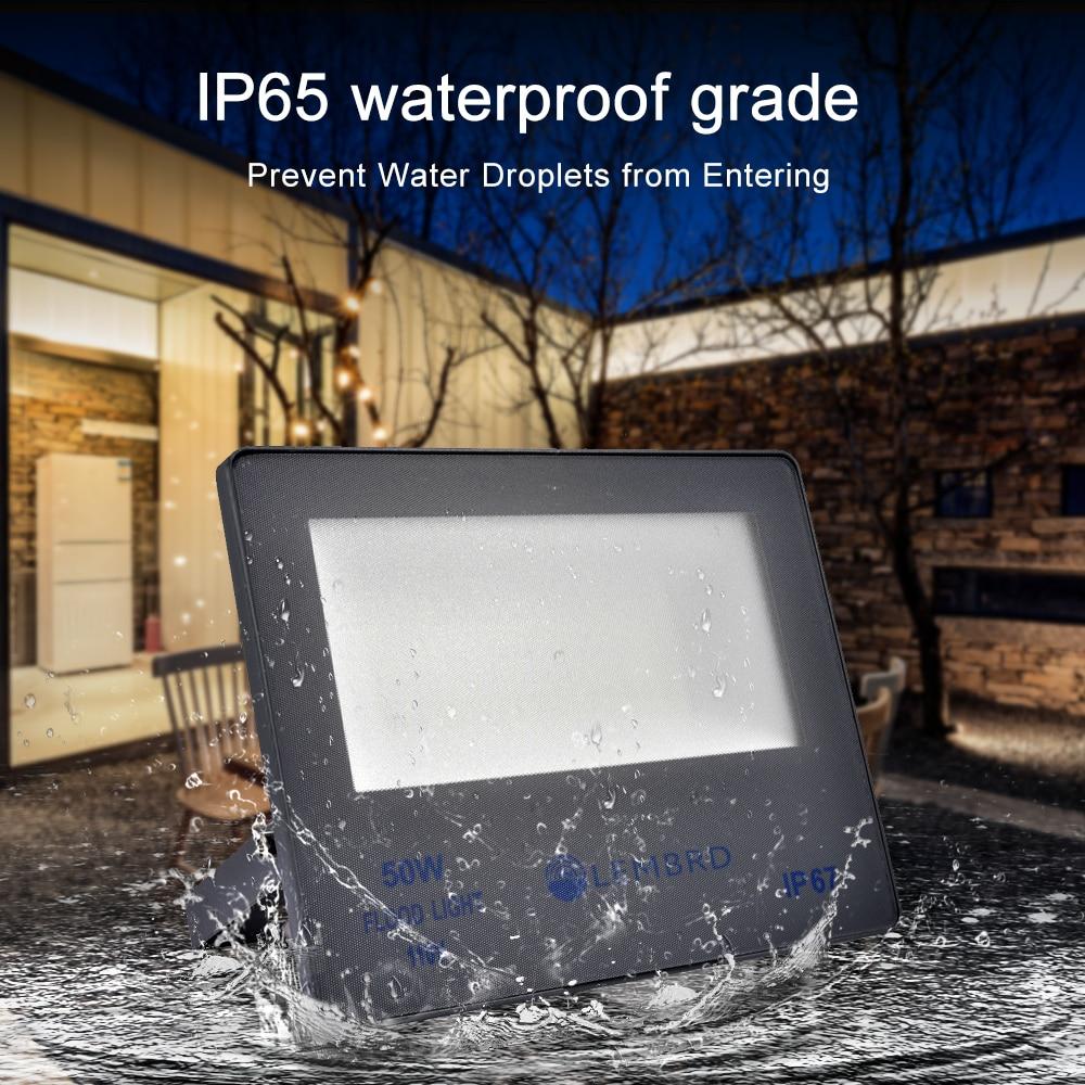 LED Flood Light 50W 100W 150W 200W 300W 110V/220V Waterproof IP67 Spotlight Outdoor Garden Lamp Led Floodlight