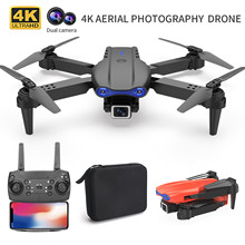 2021 New K3 Drone 4k Hd Wide-angle Dual Camera 1080p Wifi Visual Positioning Height Keep Rc Drone Follow Me Rc Quadcopter Toys