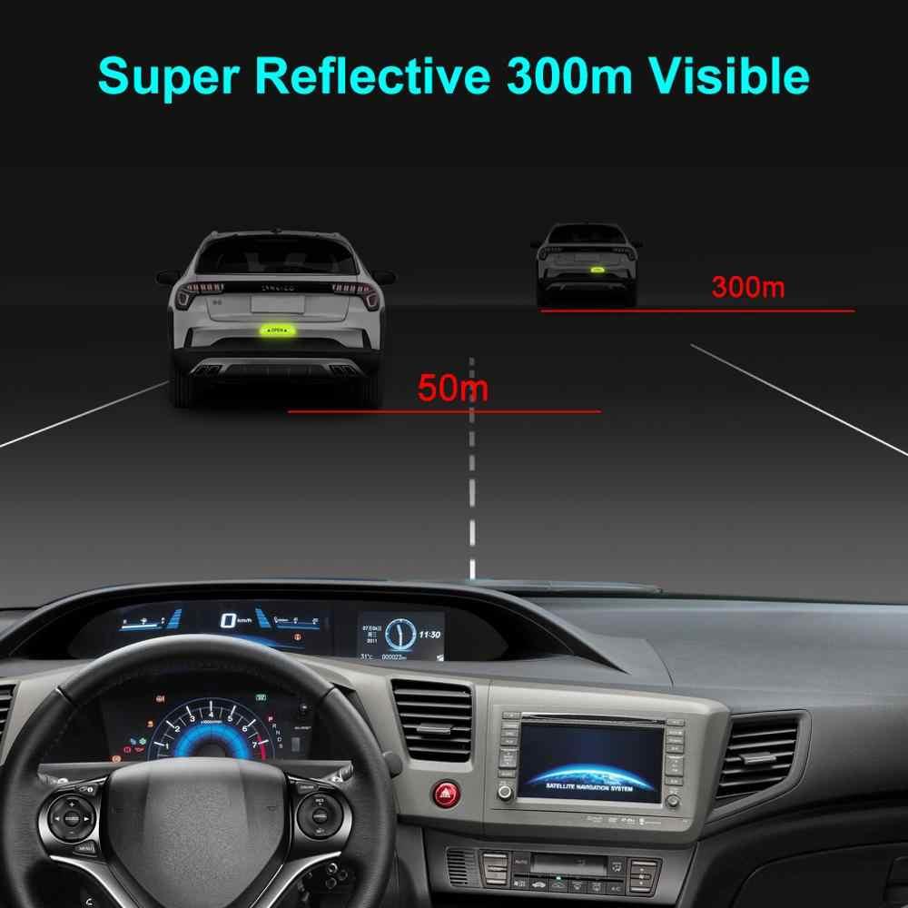 รถสติกเกอร์ป้ายเปิดความปลอดภัยแถบสะท้อนแสงสำหรับ BMW E46 E52 E53 E60 E90 E91 E92 E93 F30 F20 f10 F15 F13 M3 M5 M6 X1