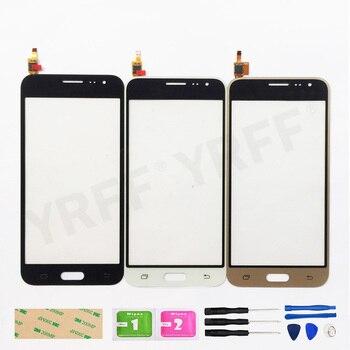 5.0'' Screen Panel For Samsung Galaxy J3 2016 J320 J320F J320H J320M J320FN Touch Screen Digitizer Sensor Touch Glass Lens Panel цена 2017