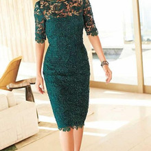 2020 Gorgeous Lace Mother of The Bride Dresses