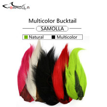 Fishing Lure Bucktail Colour Deer Tail Hair  Fly Tying Materials Articulos De Pesca Diy