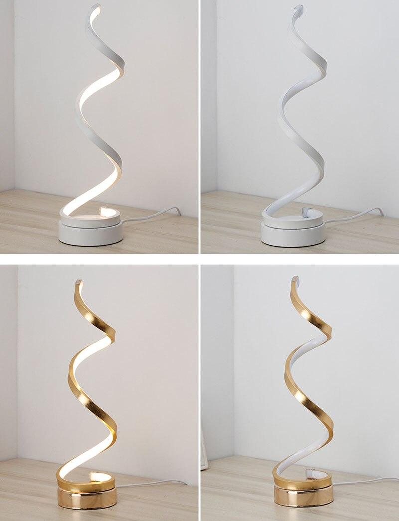 Acrylic Led Table Lamp Eye Protection