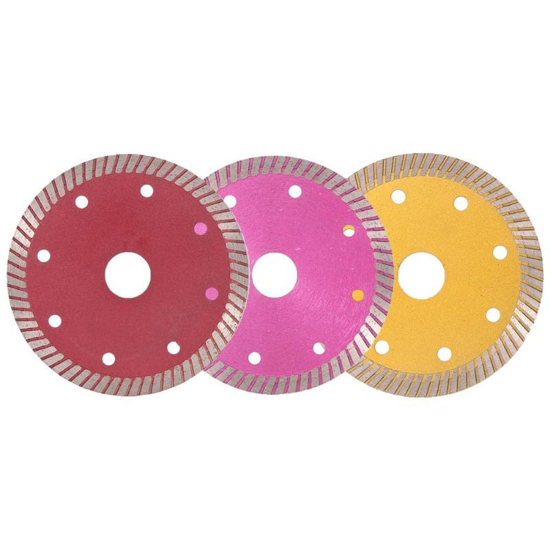 Circular Saw Blades Rotary Wheel Disc Marble Stone And Vitrified For Cutting Ceramic Tile Polishing Cutting Tool 105*105*1.3mm