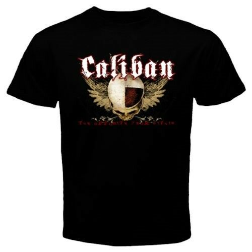Cool Caliban Five-Piece Metalcore Band Heaven Shall Burn T-Shirt S M L Xl 2Xl image