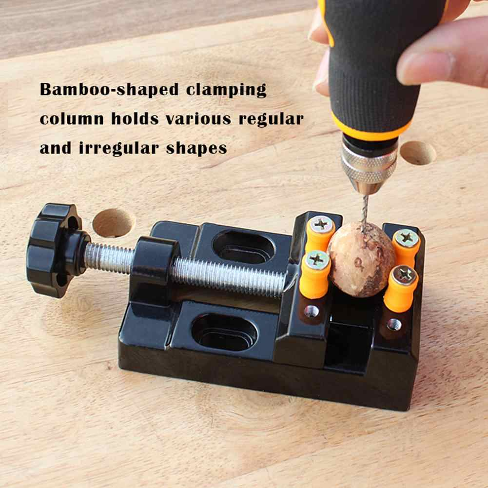 Woodworking Mini Jaw Bench Clamp Table Clamp Folder Drill Press Table Bench Vise Multifunction Machine Tools Accessories Aliexpress