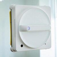 Controle de aplicativo branco azul robô limpador de janela alta sucção anti queda melhor robô aspirador de pó para quadro/janela sem moldura|Limpadores de janela elétricos| |  -