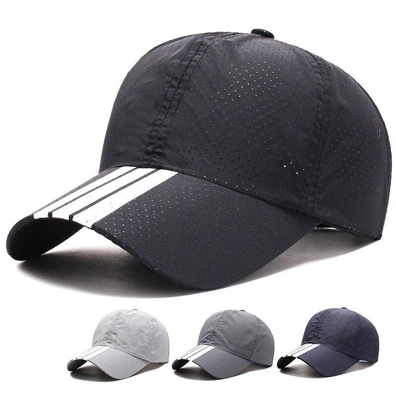 Breathable Summer Cap Branded Baseball Cap Men Women Dad Cap Bone Snapback Hats For Men Bones Masculino