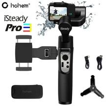 Hohem estabilizador de cardán de mano iSteady Pro 3 a prueba de salpicaduras, 3 ejes, para GoPro Hero 8/DJI 7/6 RX0 Osmo, cámara de acción Pro 2, actualización