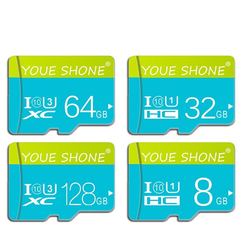 Memory Card 256GB 128GB 64GB 32GB 16GB 8GB TF Flash Card High Speed Class 10 UHS-I Transflash Memory Card  For Smartphone