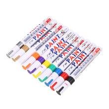 Ручка для ремонта царапин, ручка для ремонта автомобиля, маркер для шин, резиновая ручка для удаления протектора краски, маркер, Универсальный водонепроницаемый