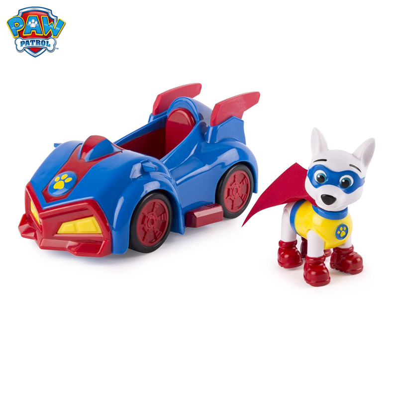 Paw Patrol Dog Toy Model Everest Dog Snow Tank Puppy Patrol Apollo Tracker Action Figure Paw Patrol Birthday Gift Child Birthday