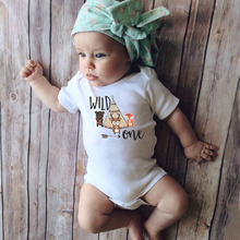 Summer Newborn Rompers Cute Infant Unisex Clothing Party Long Sleeve Baby Clothes Kids For Children Costume