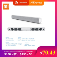 Xiaomi Wireless Bluetooth Sound Bar Speaker Soundbar Smart TV Audio Home Theater AUX SPDIF Optical Support Sony Samsung LG TV