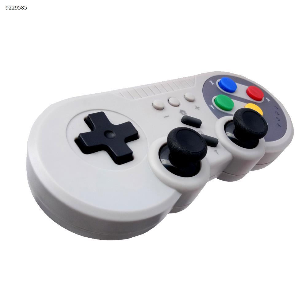 Switch PRO controller Wireless Bluetooth headset for Switch Console Mini-shape+Color Key+ One-click Connection to Gamepad
