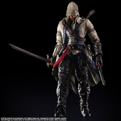 PA Change Playarts Change Assassin's Creed 3 Connor Kenway Mobile Garage Kit