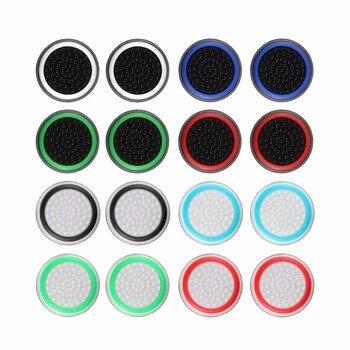 2 шт./лот защитный чехол для игровых аксессуаров, силиконовые колпачки для захвата большими пальцами для PS4 PS3 для Xbox 360 для игровых контролле...