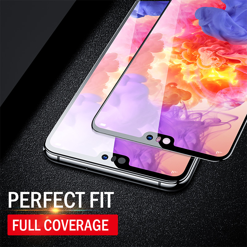Image 5 - ZNP 1 3Pcs Protective Glass For Huawei P30 P20 P10 Lite Screen Protection Film For Huawei Mate 10 20 Lite P Smart Tempered Glass-in Phone Screen Protectors from Cellphones & Telecommunications