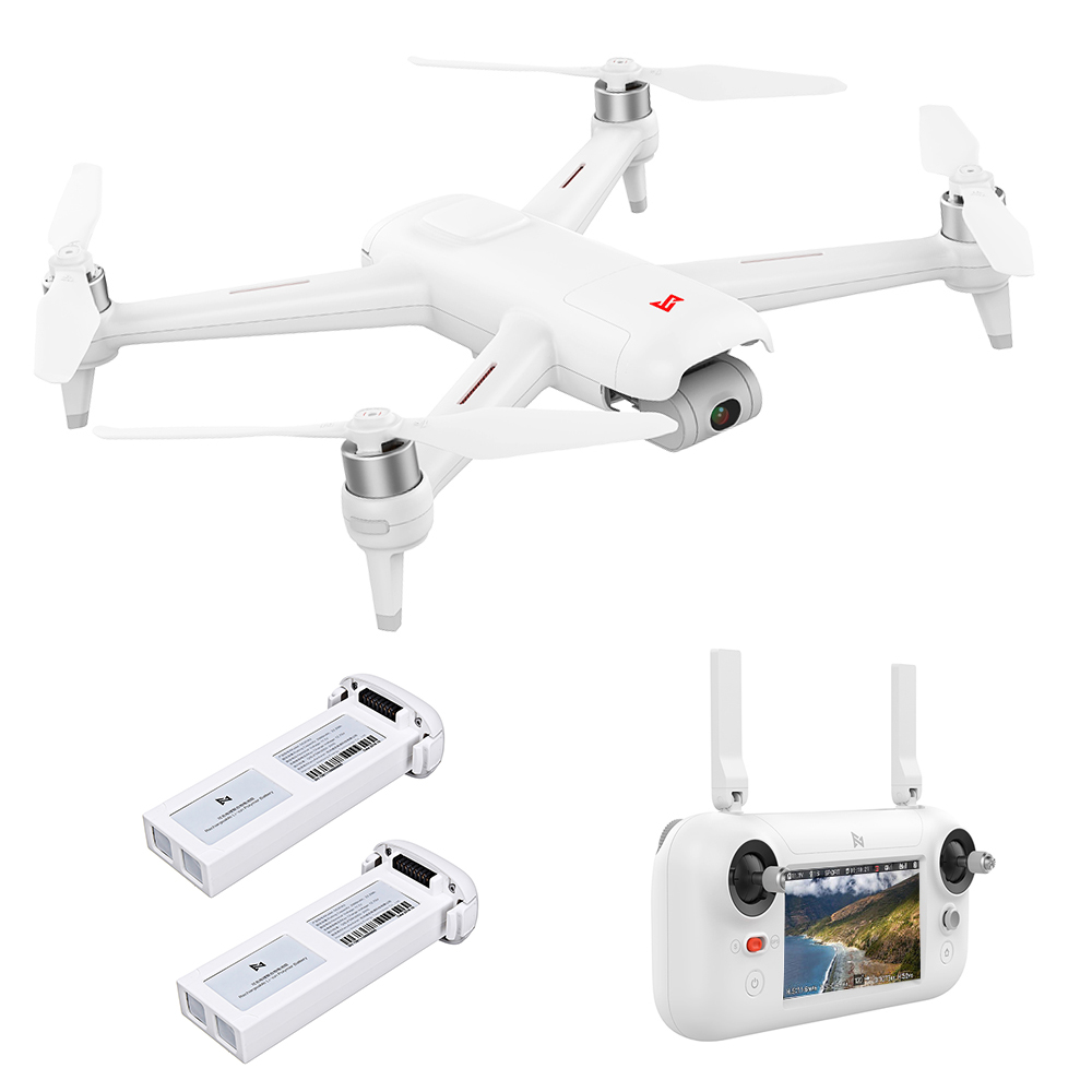 FIMI A3 GPS RC Drone with 1080P Camera  3 axis Gimbal 5.8G FPV Real time Transmission Aerial Photography RC QuadcopterRC Helicopters   -
