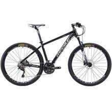Míssil 27.5 polegada mountain bike 30 velocidade da liga de alumínio mtb bicicleta para deore m6000 transmissão remoto bloqueio mola óleo garfo