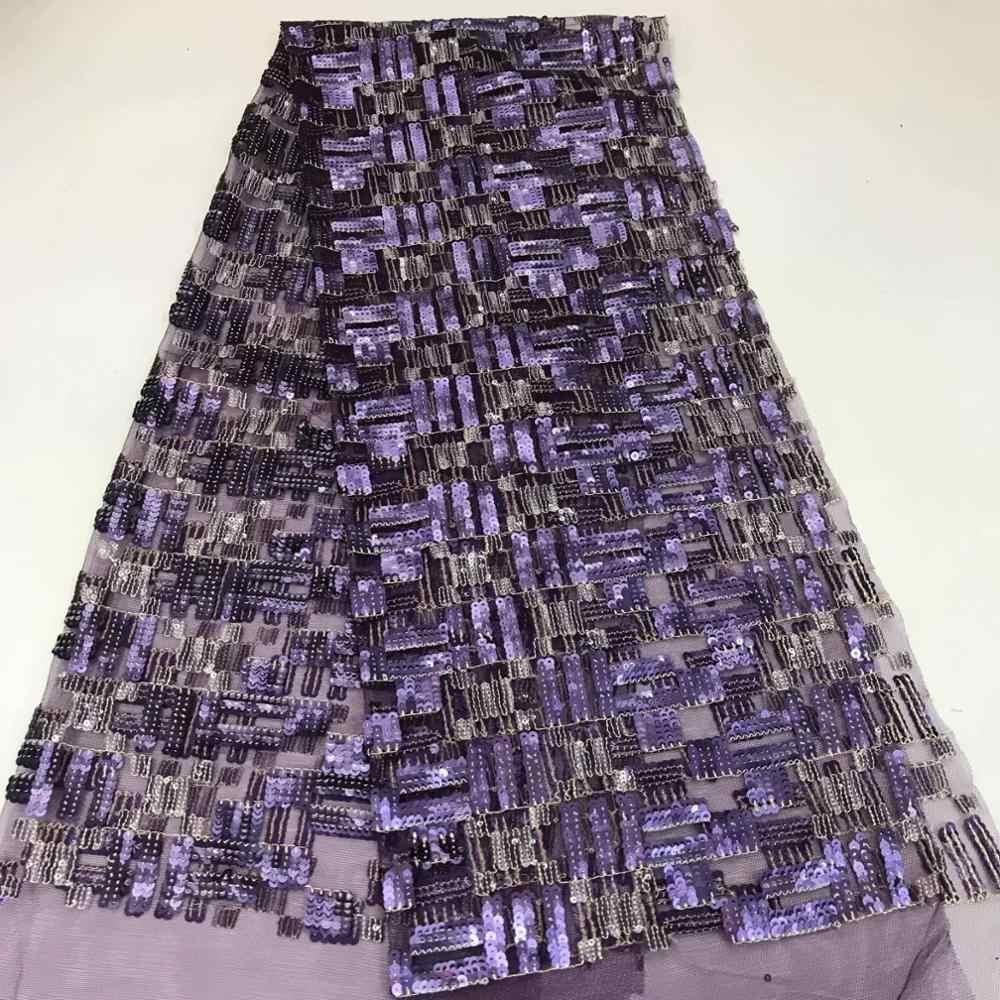 Wysokiej jakości brokat siatki tiul koronki tkaniny afryki nowy projekt francuski koronki siatkowe z klejone brokat w kolorze czarnym FFR9-20