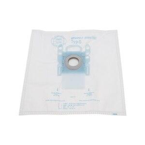 Image 4 - Recambio de bolsas de polvo para aspiradora Bosch, recambio de bolsas de microfibra tipo G, GXXL, GXL, MegaAir, SuperTex, BBZ41FGXXL, no original, 10 Uds.