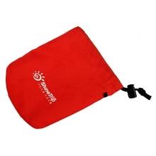 Shinetrip для отдыха на природе оборудование получить пакет для мусора Кнопка ветряной веревки Висячие маленькие части отделка Портативный Луч сумки с карманами