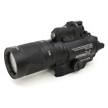 Тактический sf x400v светодиодный светильник вспышка красный