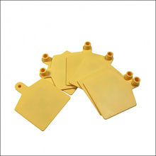 UHF RFID Waterproof for Cattles/sheep-Management with Cheap-Price Ear-Tag Plastic High-Performance
